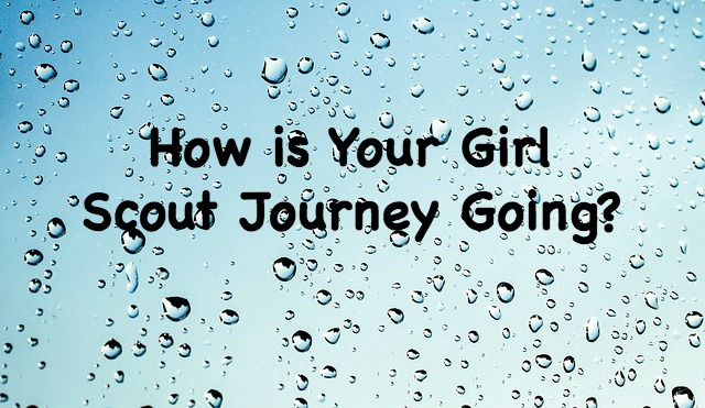 How is Your Girl Scout Journey Going?