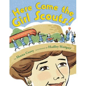 Use sections of this children's biography of Juliette Gordon Low to teach young girls about the founder of the Girl Scouts.
