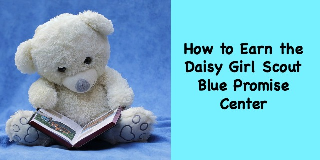 Lesson plan on how to earn the Daisy Girl Scout blue promise center. This one has to be done first before the petals.