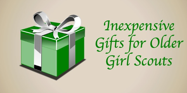 Here are some wonderful gift ideas to give your troop for holidays or bridging that cost under $5.00 each.