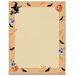 Halloween Harvest Laser & Inkjet Printer Paper