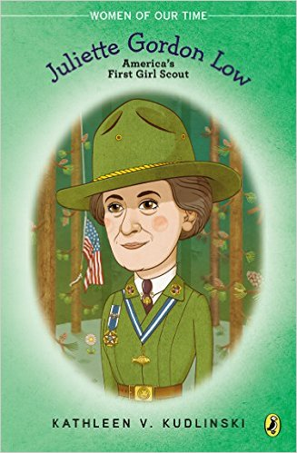 This is a brand new children's biography of Juliette Gordon Low. It is perfect for scouts of all levels.