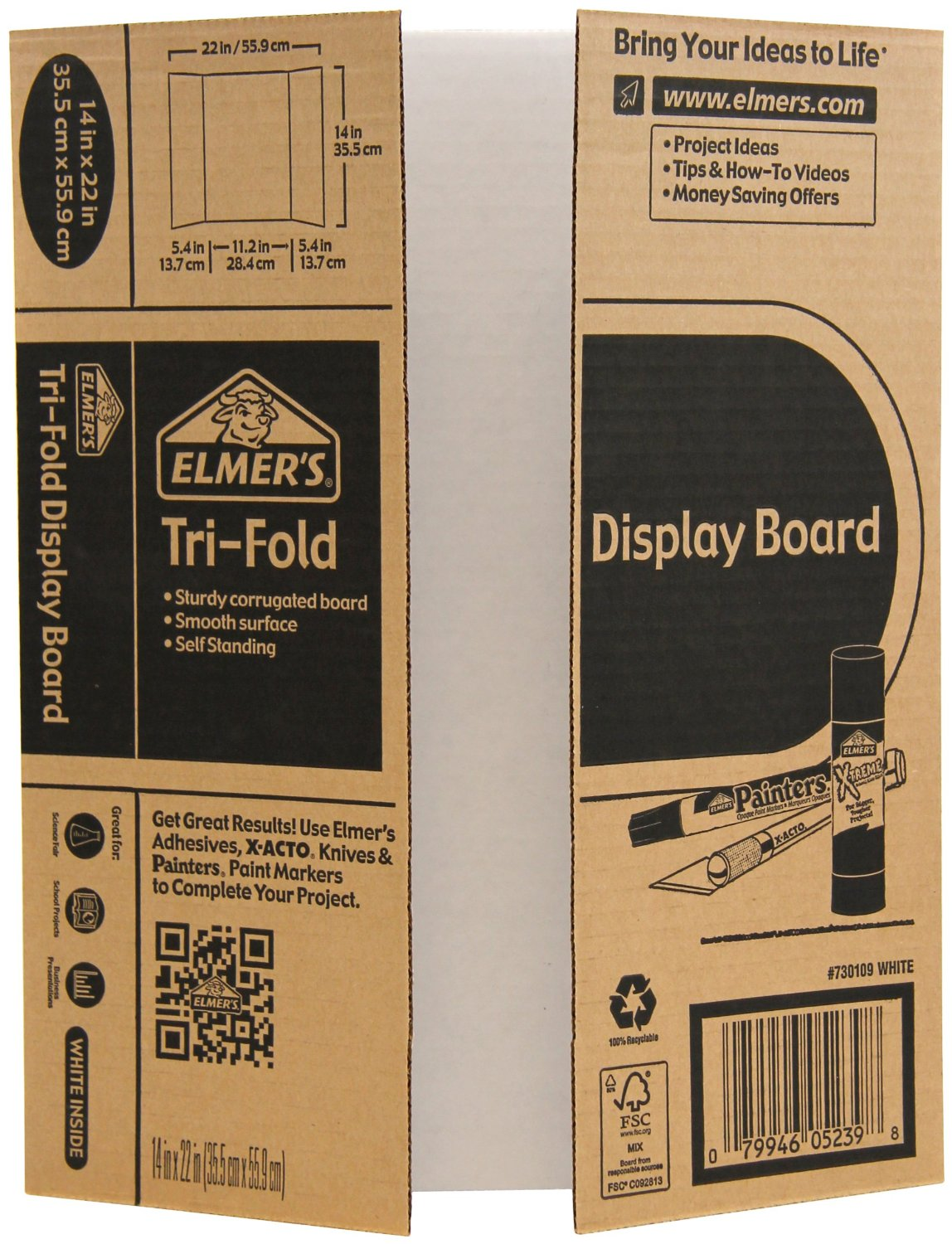 girl scout kaper chart ideas use a trifold for a simple and portable