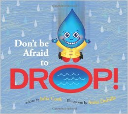 This raindrop does not want to drop. He needs courage to leave his comfort zone of the cloud where he lives. Will he be able to drop? A great story for helping your girls earn the red Daisy petal, Courageous and Strong.