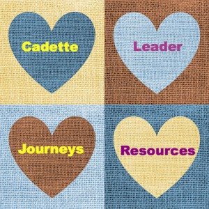 Find resources for your Cadette Girl Scout Journeys here.