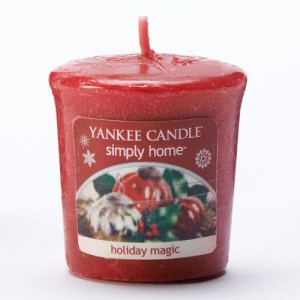 Yankee Candle votive makes a great gift and comes in many different scents.