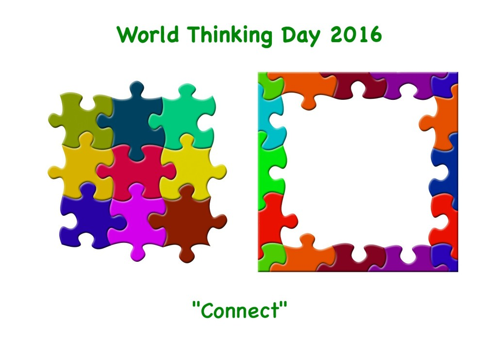 World Thinking Day 2016 Resources for leaders