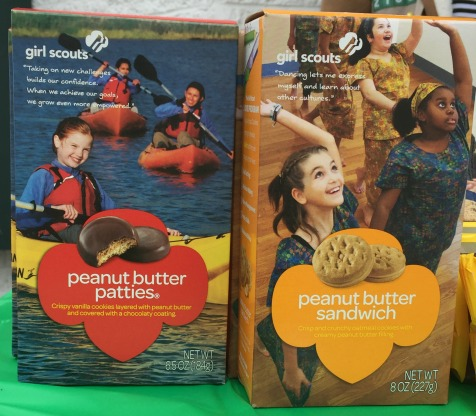 Our troop sold four cases of Peanut Butter patties to one person who loves to eat them!