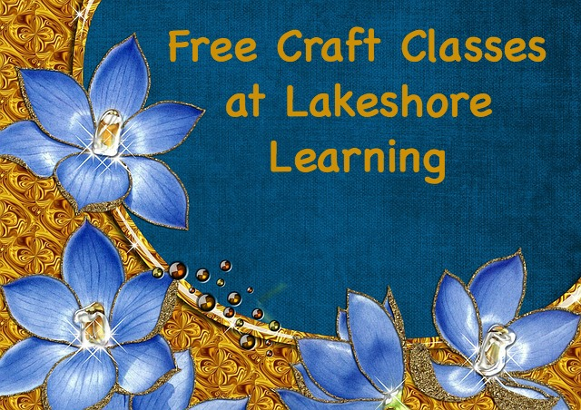 Girl Scout Meeting Idea-Free Craft Classes at Lakeshore Learning
