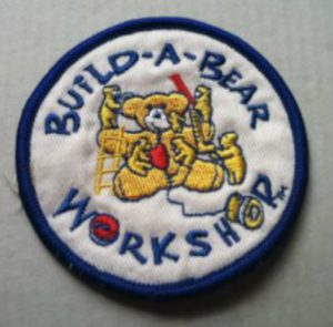 Build a Bear Fun Patch