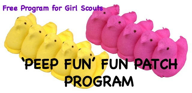'PEEP FUN' FUN PATCH PROGRAM Download free requirements.