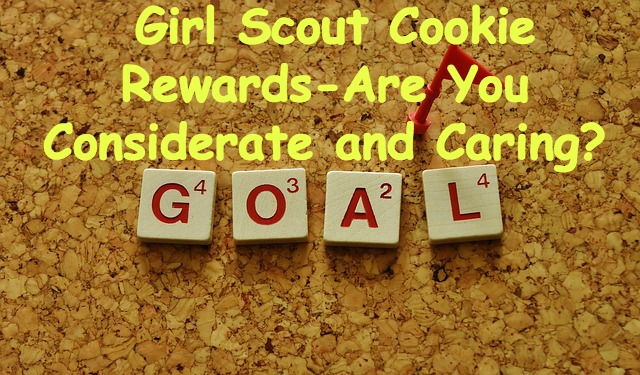 Are you a leader who hands out cookie rewards based on your feelings about the girls or their parents?