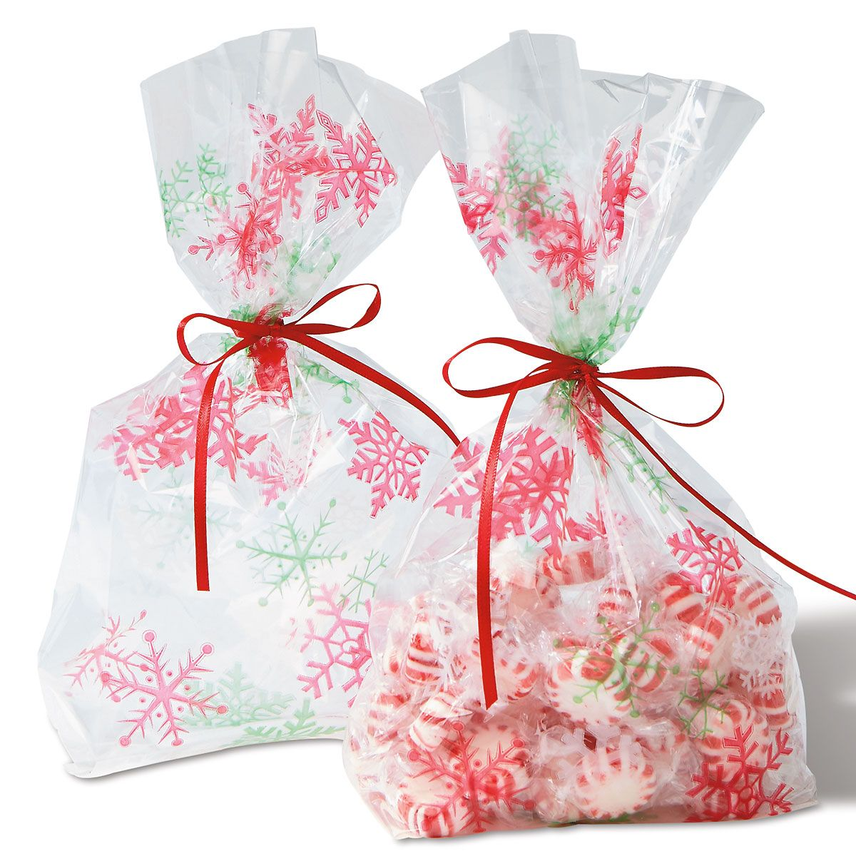 Make cello bags of small goodies as gifts to others.
