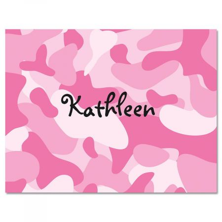 Personalized note cards make a great gift for children.
