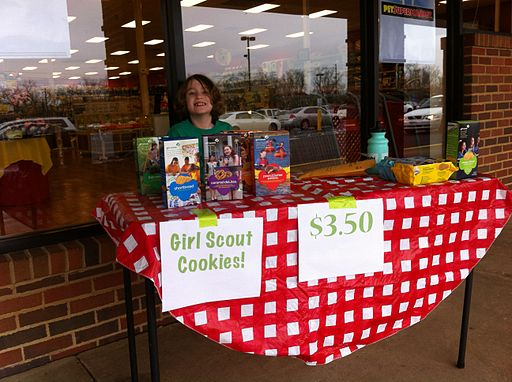 Top tips for a successful Girl Scout cookie selling season