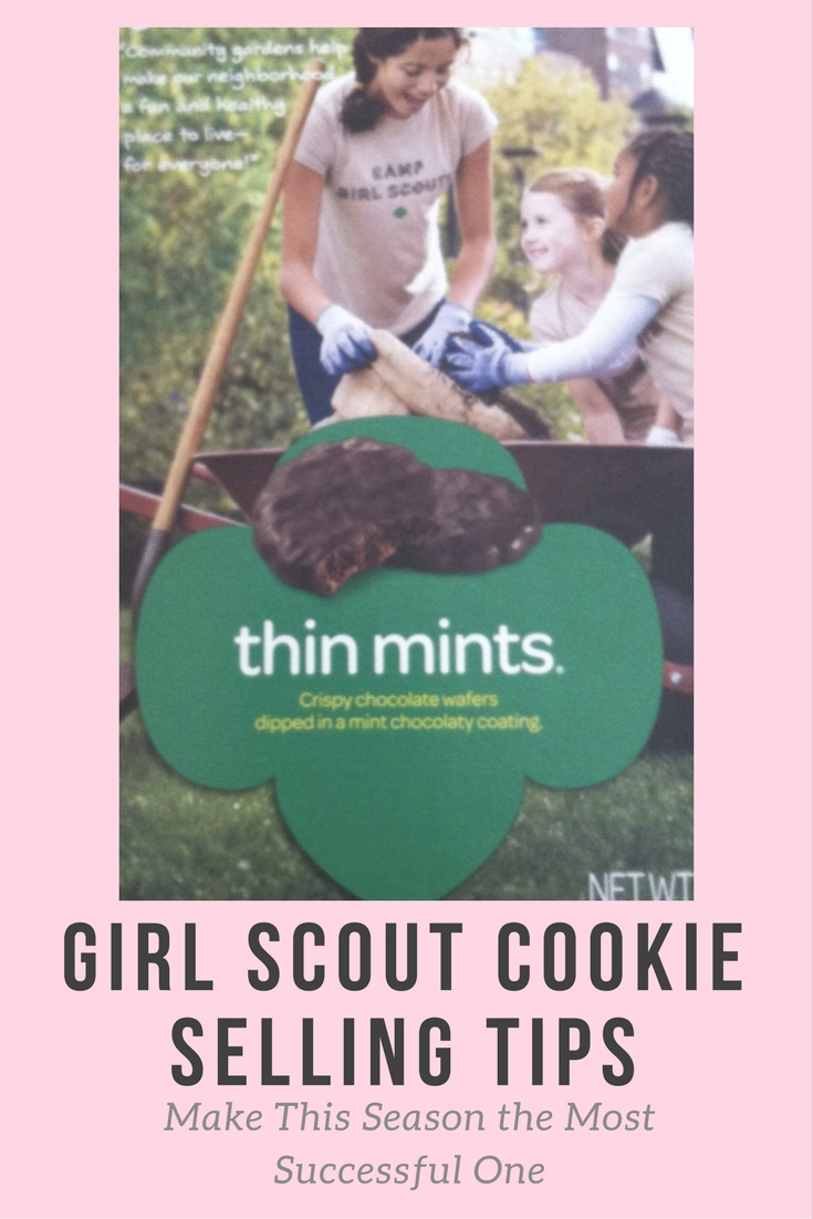 Girl Scout cookie selling tips to make this season less stressful and more successful