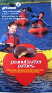 Girl Scout Peanut Butter Patties